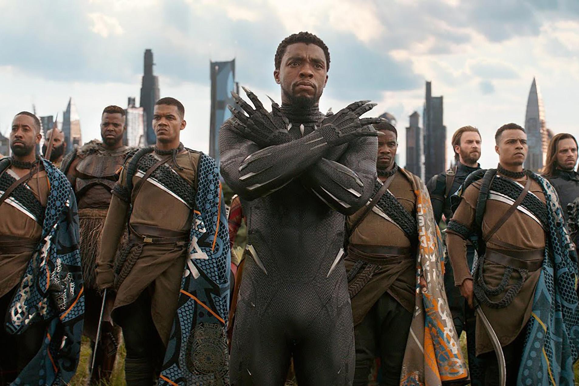 Pantera Negra 2: vídeo de bastidores mostra cenário do filme da Marvel