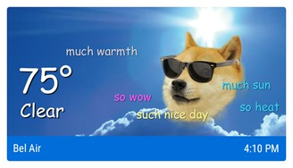 (Source: Weather Doge/Reproduction)