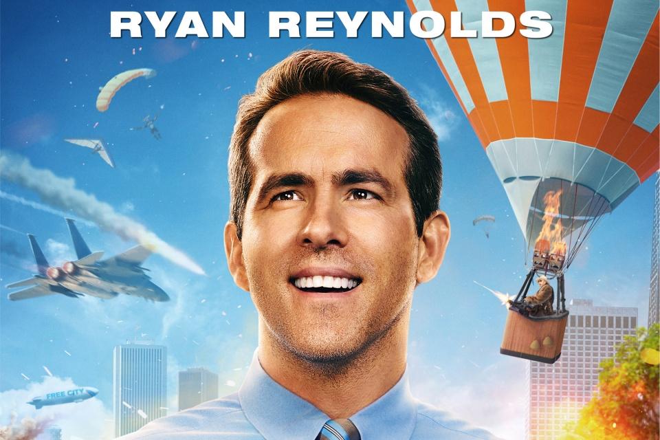 Free Guy: filme de Ryan Reynolds ganha pôsteres de personagens; veja!