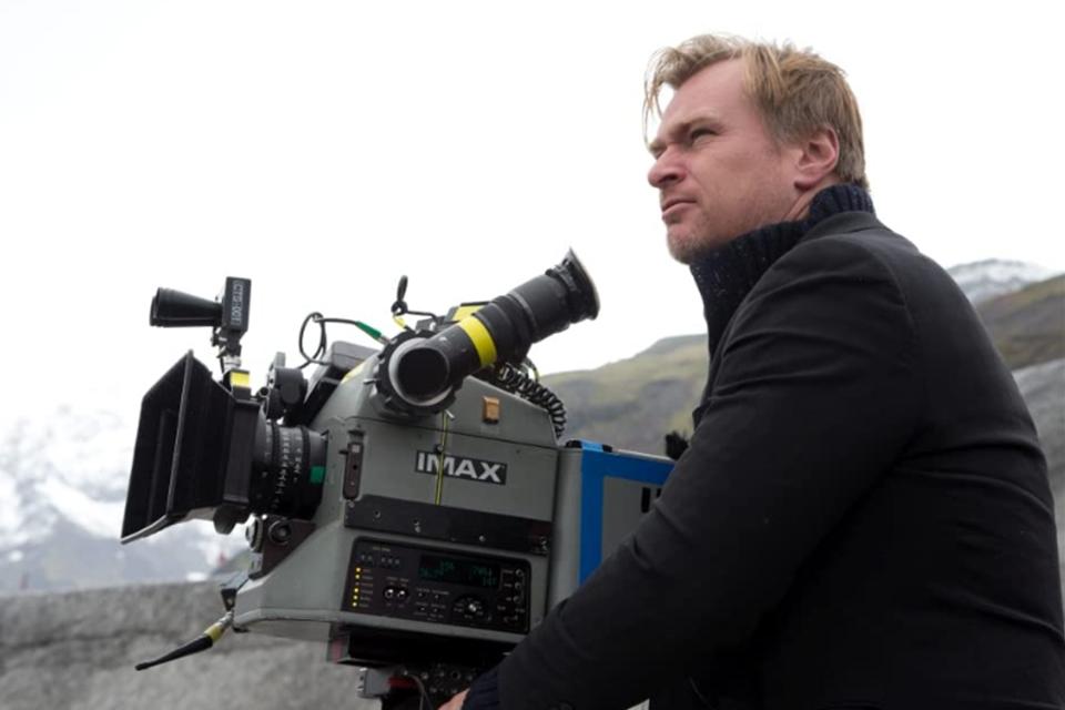 Netflix quer que Christopher Nolan faça filmes para o streaming
