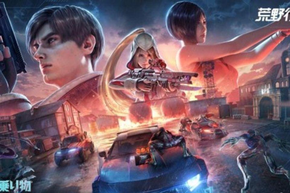 Battle Royale Knives Out anuncia colaboração com Resident Evil