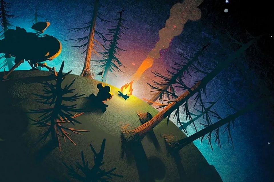 Outer Wilds revela DLC Echoes of the Eye com novo trailer!