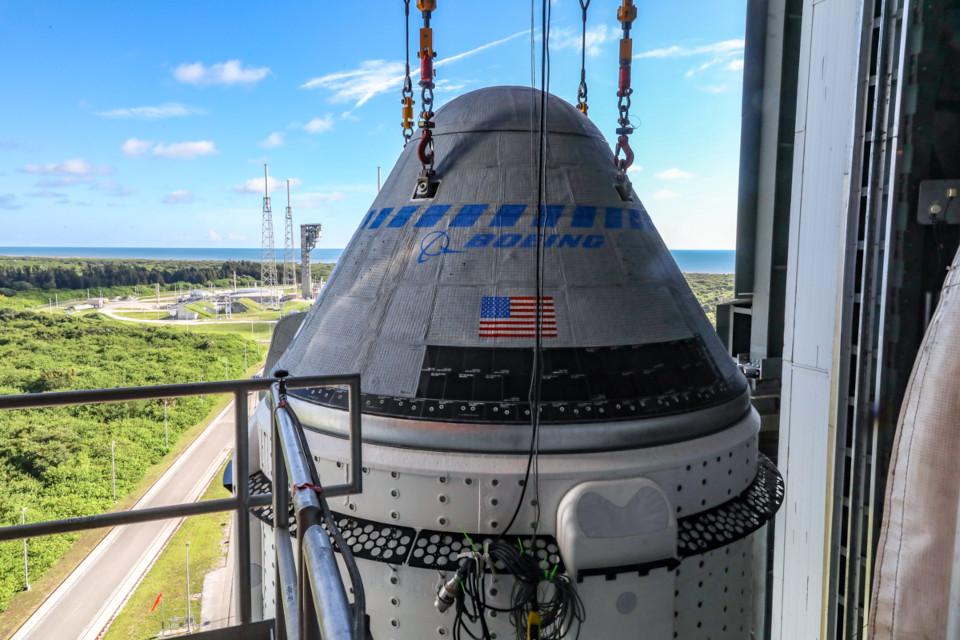 NASA adia lançamento da Boeing Starliner após acidente na ISS