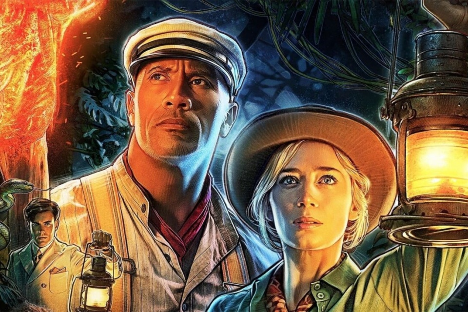 Jungle Cruise: saiba como assistir o filme no Disney+