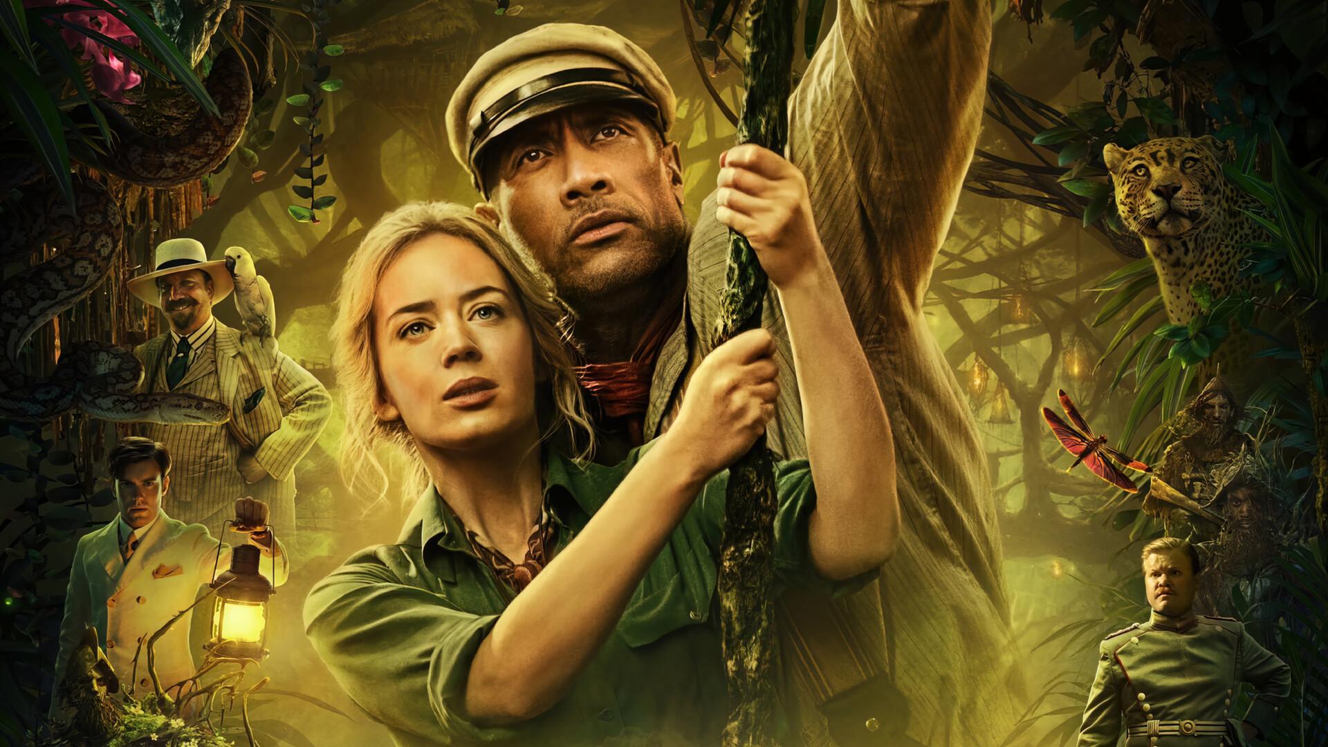 Jungle Cruise: filme com The Rock e Emily Blunt estreia no Disney+