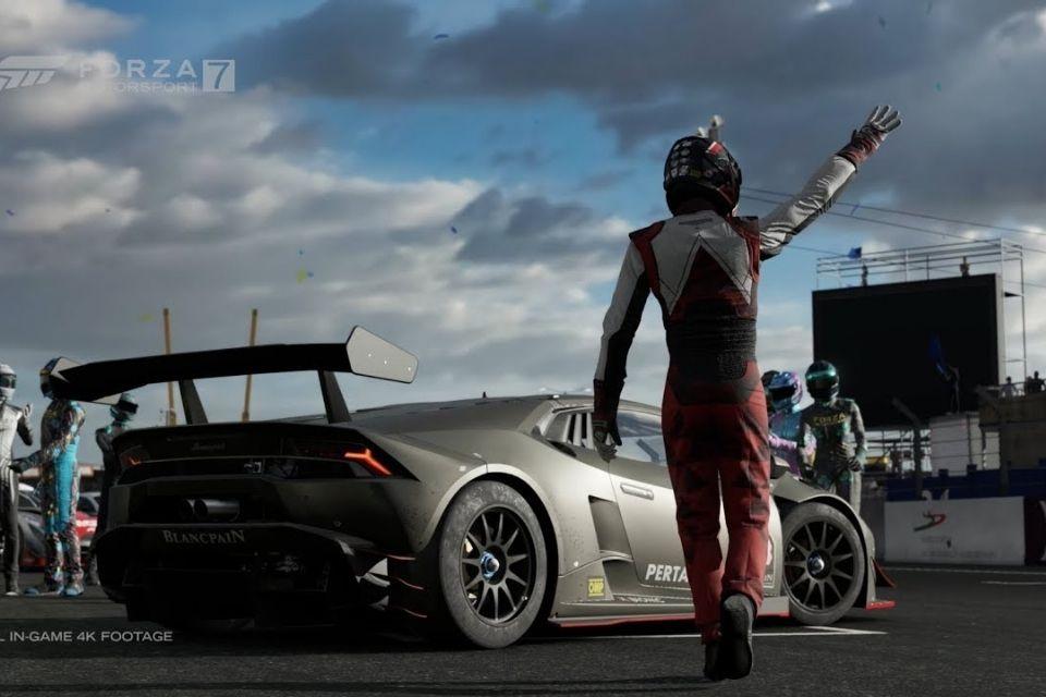 Forza Motorsport 7 vai sair das lojas digitais em 15 de setembro