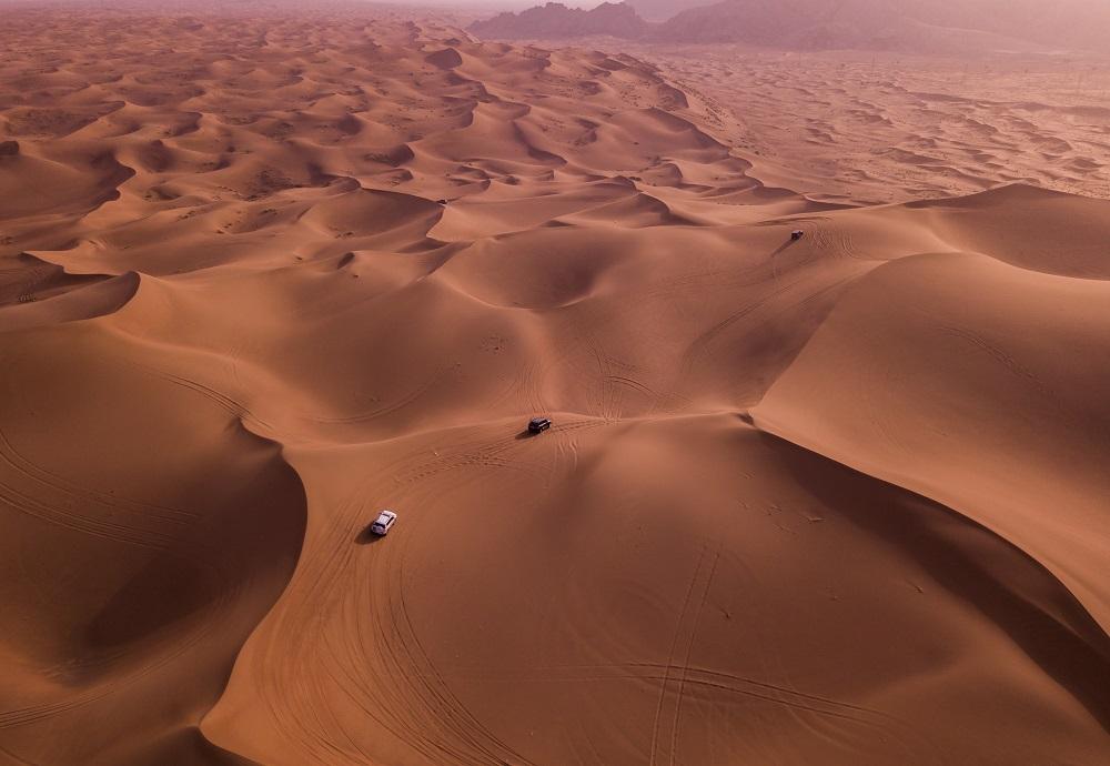 Dubai usa tecnologia para criar chuvas e combater calor