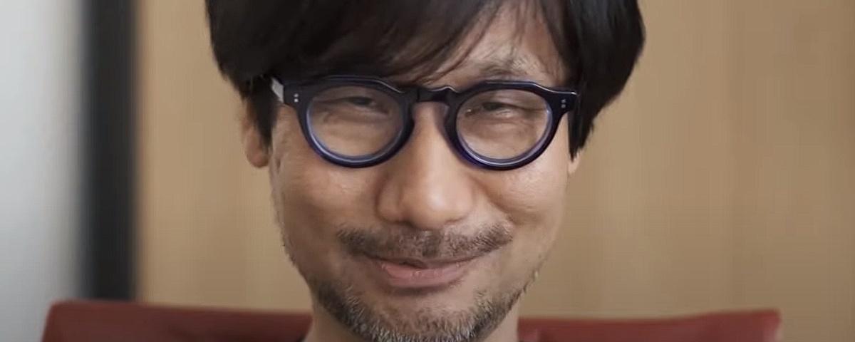 Hideo Kojima está preocupado com fim de jogos em mídia física