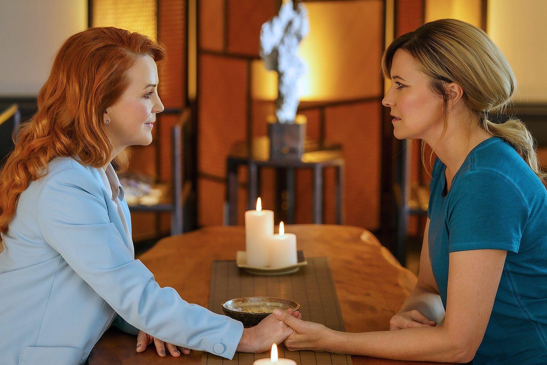 Lucy Lawless e Renee O'Connor se reencontram em nova série