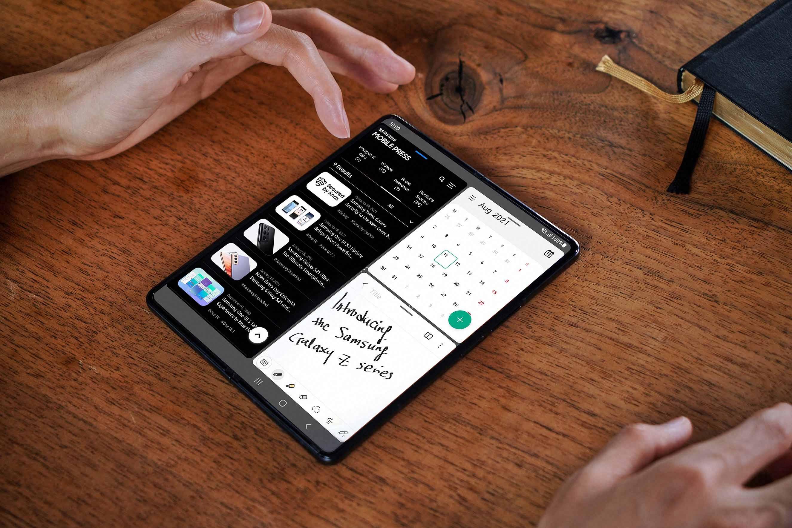 Samsung Galaxy Zfold 3