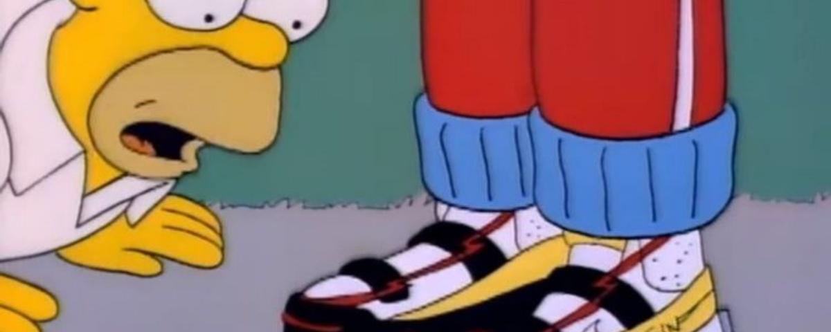 Imagem de: Os Simpsons: Adidas anuncia tênis inspirado em Ned Flanders