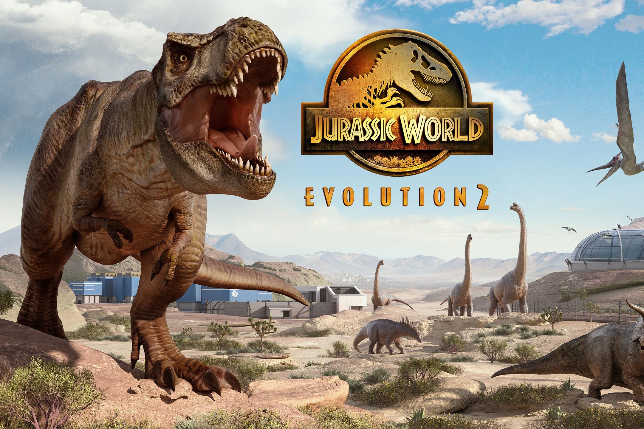 Jurassic World Evolution 2 ganha gameplay e data de estreia na Gamescom |  Voxel
