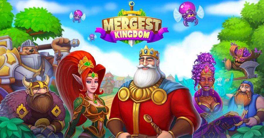 Imagem de The Mergest Kingdom