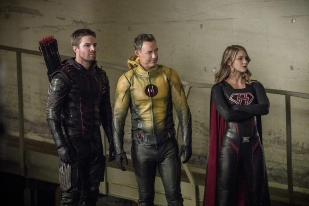 Arrowverse became a landmark in TV series history