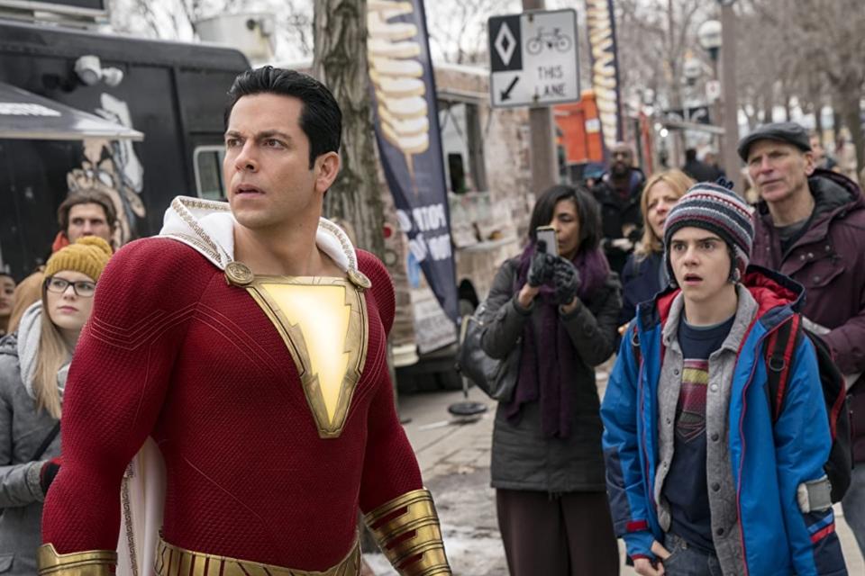 Shazam 2: diretor confirma término das filmagens da sequência da DC