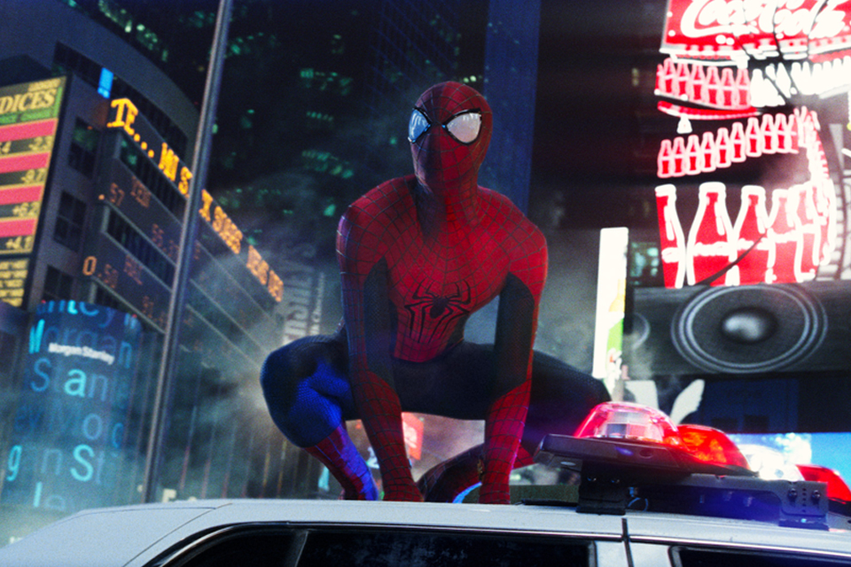 Homem-Aranha: Andrew Garfield comenta suposta foto sua no set de filmagens