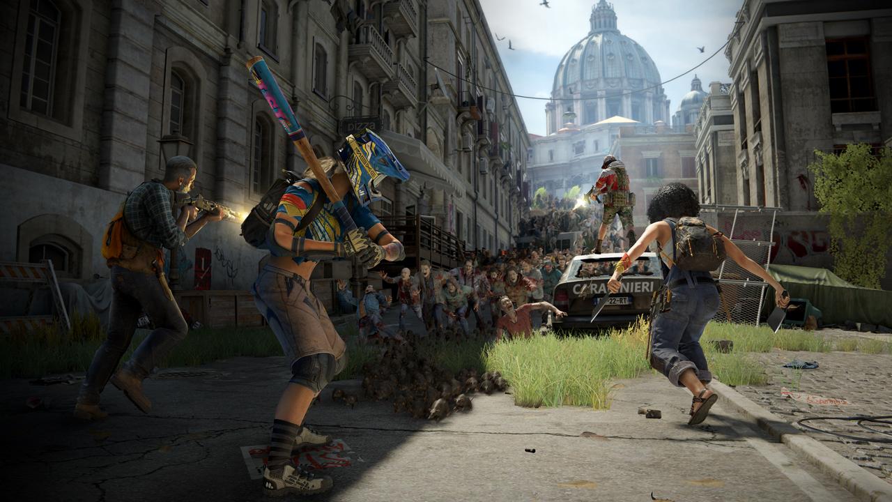 Recupere o controle da Cidade do Vaticano em um dos novos episódios inéditos de World War Z: Aftermath