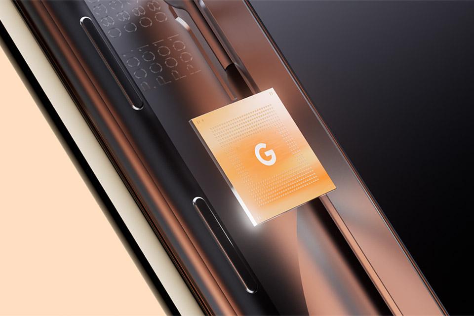 Novo Google Tensor pode ser mais rápido que o Snapdragon 888