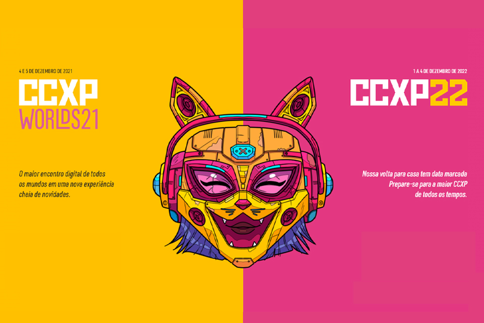 CCXP Worlds 21: saiba as datas, ingressos e novidades para 2022