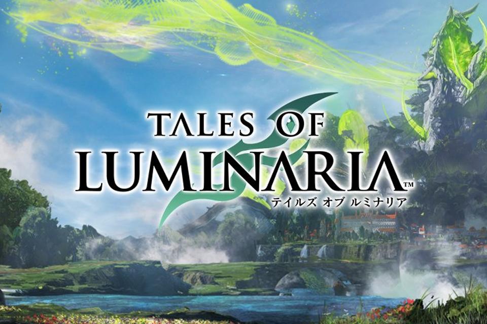 Tales of Luminaria terá transmissão ao vivo no dia 24 de setembro