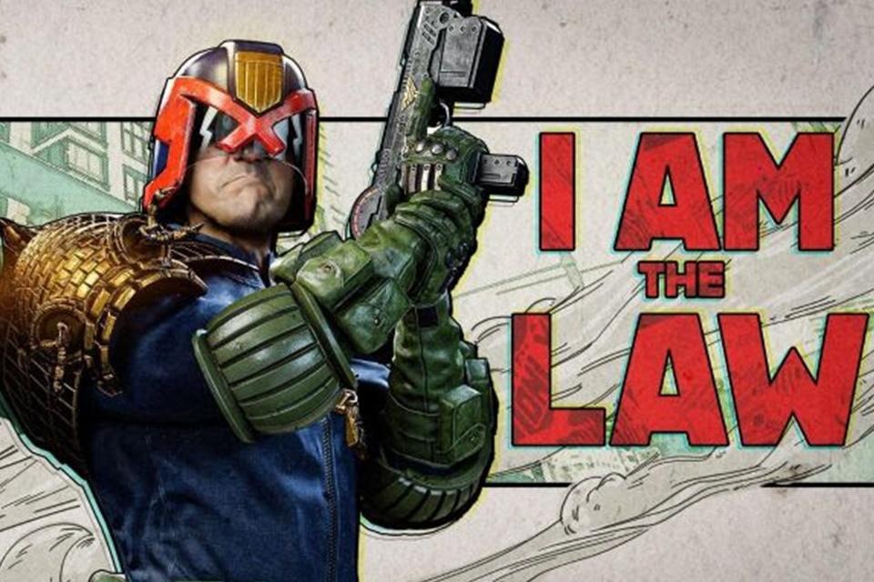 Juiz Dredd chega a CoD: Black Ops Cold War e Warzone