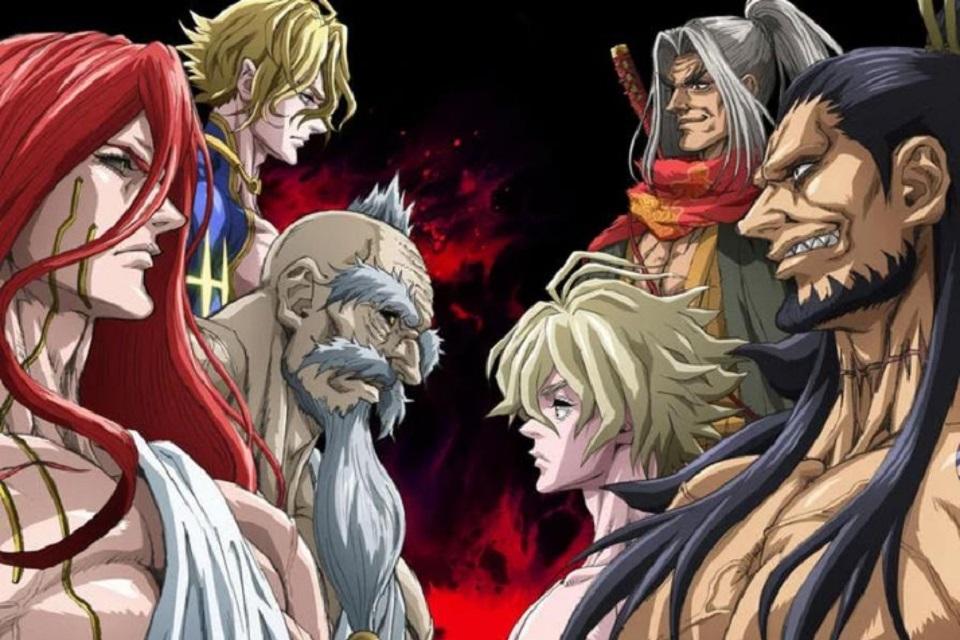 Record of Ragnarok: 2ª temporada do anime tem primeiro pôster divulgado