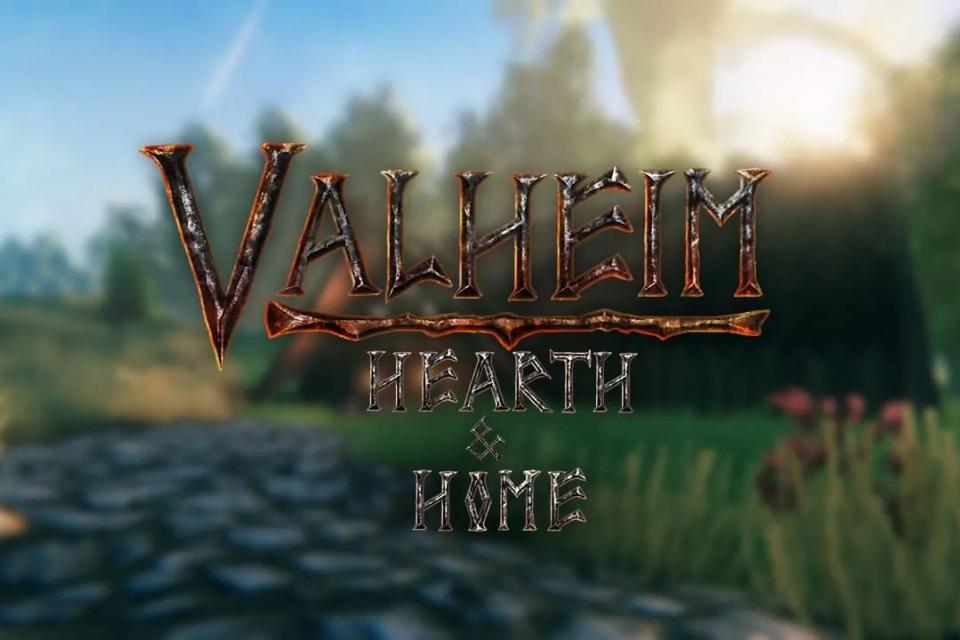 Valheim ganha atualização com mais recursos para construir e cozinhar