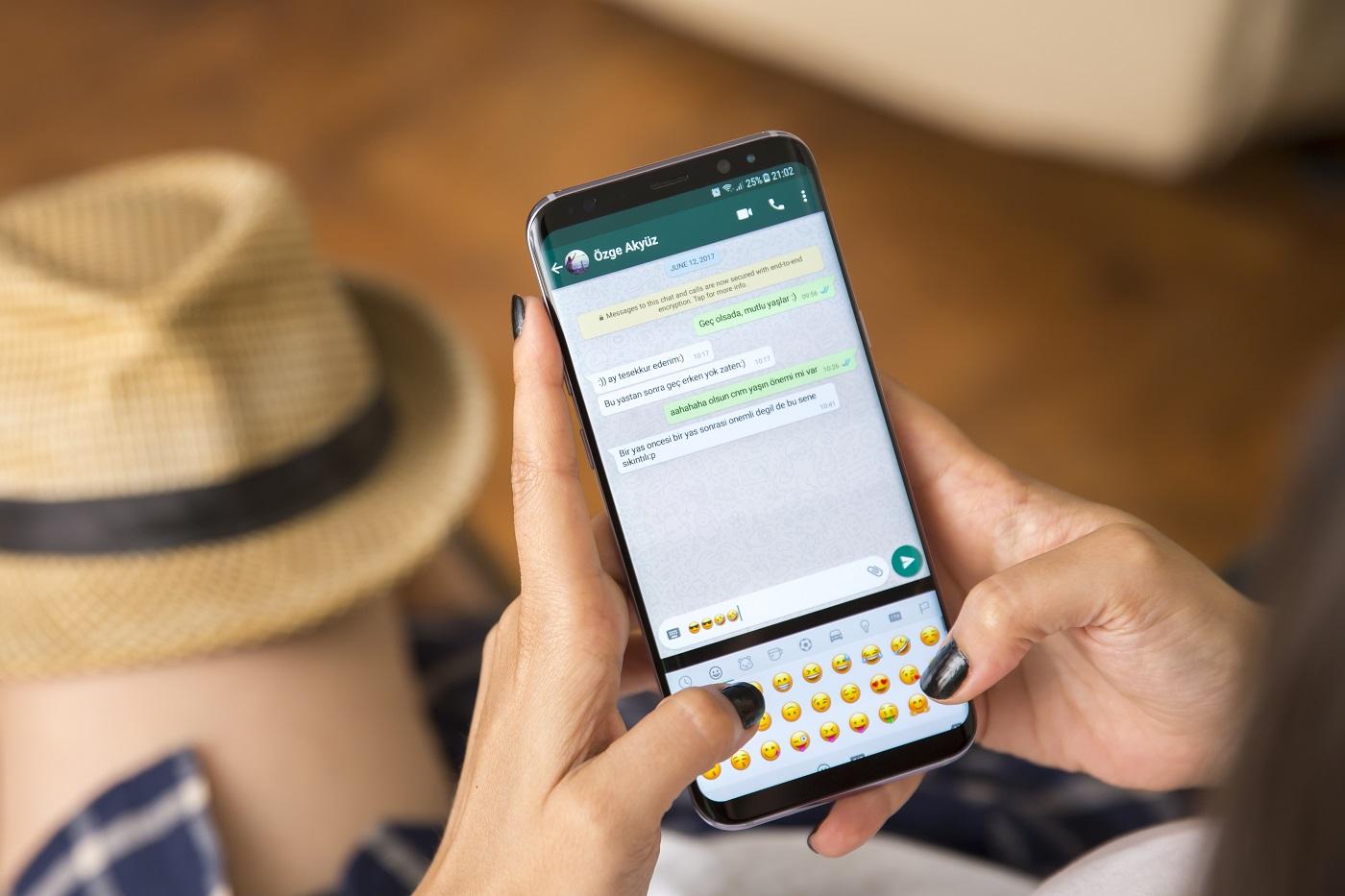 WhatsApp poderá transformar imagens em figurinhas, indica teste
