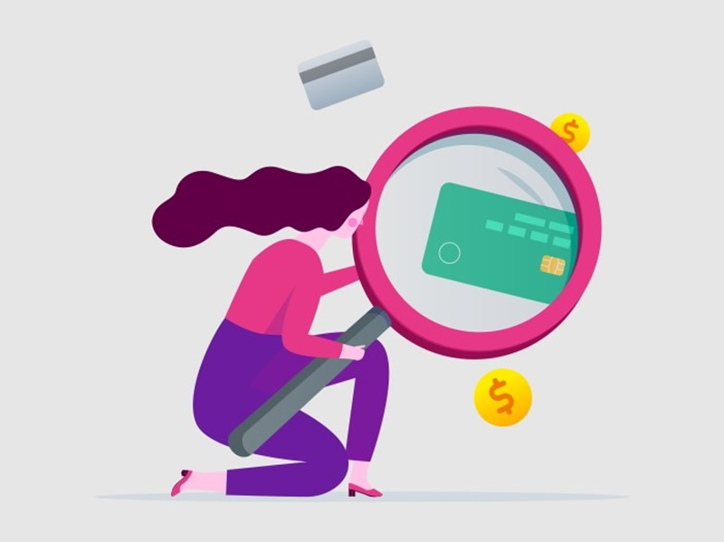 In addition to having very high interest rates, paying the minimum on the card bill does not help to increase your points.  (Source: Serasa/Reproduction)