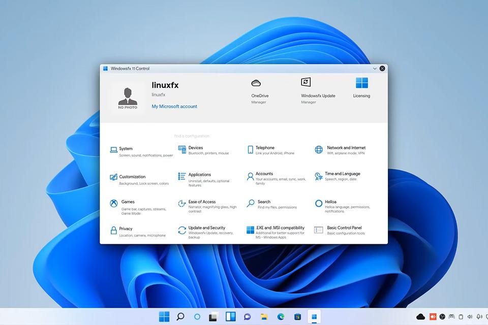 Windowsfx: brasileiros criam 'Windows 11 grátis' baseado em Linux