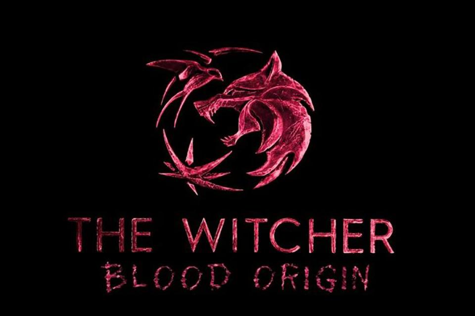 The Witcher: Blood Origin - fotos do set mostram novo personagem da série