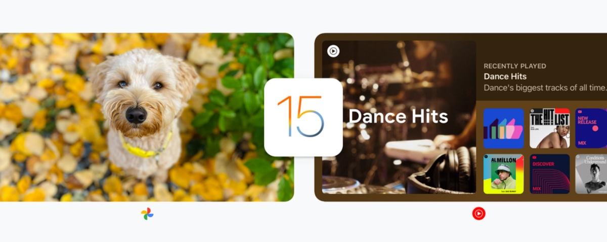 Imagem de: Google atualiza apps para iOS 15 com modo Foco e outras novidades