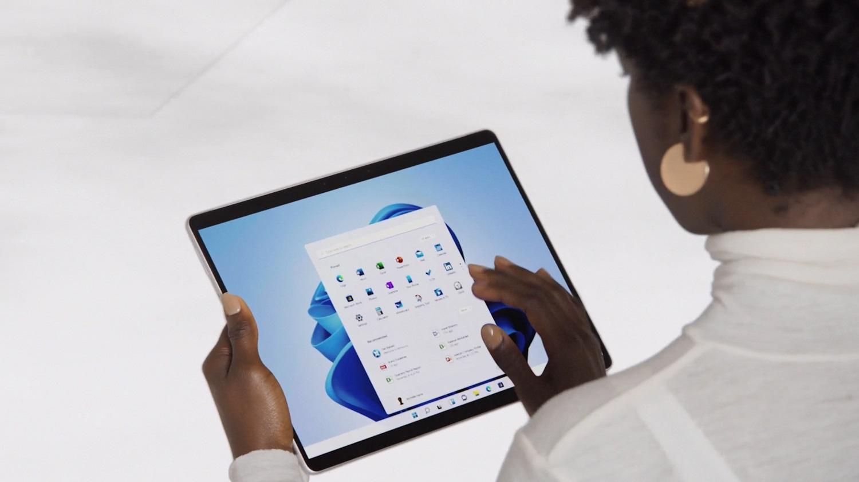 Microsoft lança Surface Pro 8 com tela de 120 Hz e Windows 11