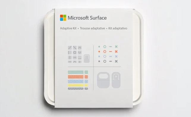 Microsoft apresenta kit de acessibilidade para aparelhos Surface
