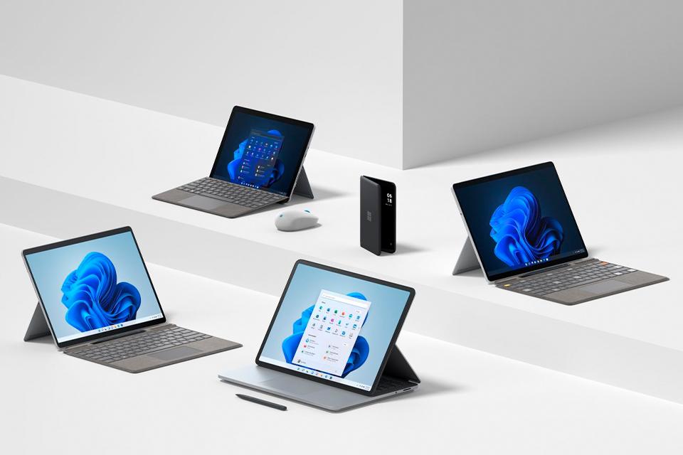 Resumo do evento da Microsoft: Surface Duo 2, Laptop Studio e mais