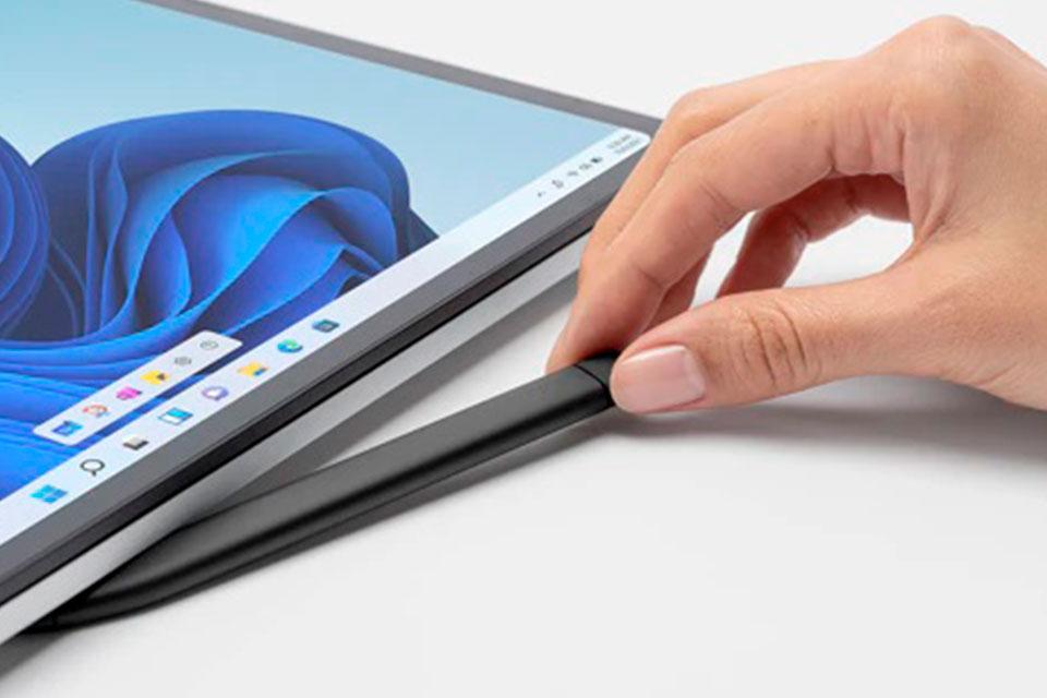 Surface Slim Pen 2 é anunciada com feedback que simula papel