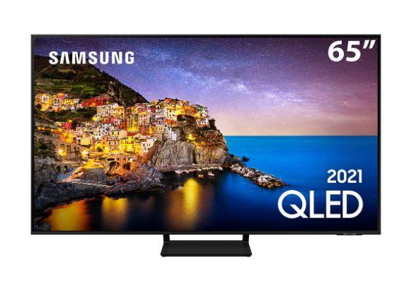 """Image: Smart TV 65"""" QLED 4K Samsung 65Q70A"""