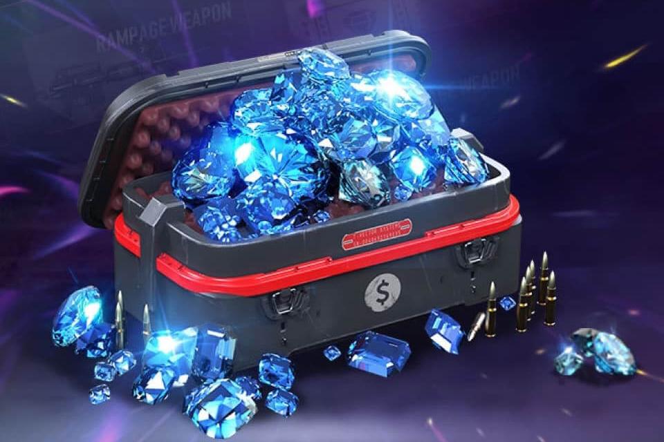 Recarga Jogo: veja como comprar diamantes no Jogo Free Fire