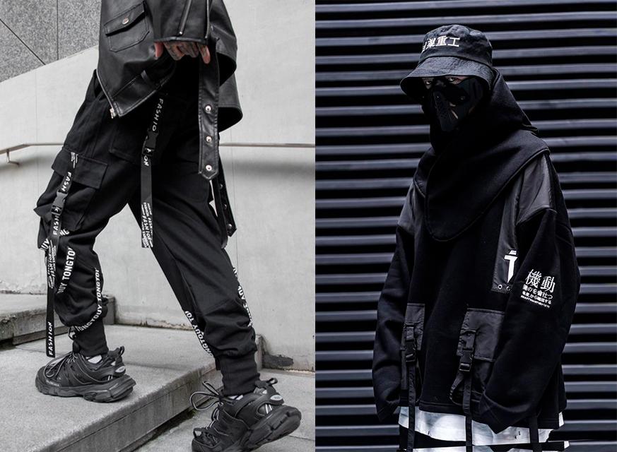 Conheça o Techwear, tendência da moda com inspiração nos games