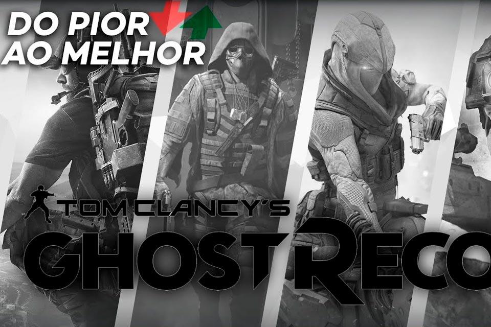 Tom Clancy's Ghost Recon: do pior ao melhor, segundo a crítica
