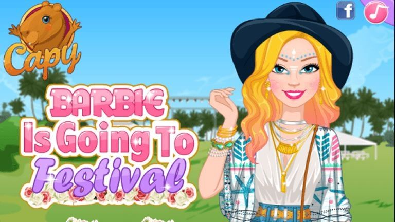 Imagem de 5 jogos da Barbie de vestir roupas para você usar sua criatividade