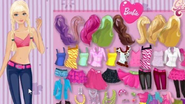 Imagem de Barbie Weekend Outfit