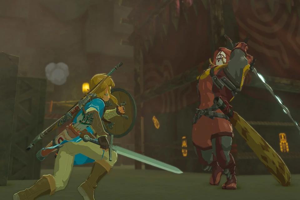 Jogador termina Zelda: Breath of the Wild em 5 horas sem upgrades