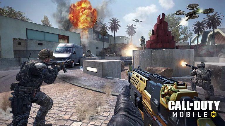 Imagem de 5 jogos de tiro para se aventurar no celular