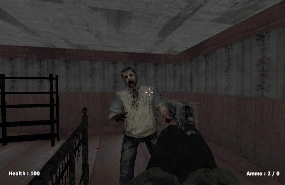 Imagem de Resident of Evil 3D