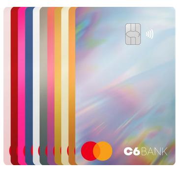 Novo Rainbow ao lado das outras 10 cores do cartão básico
