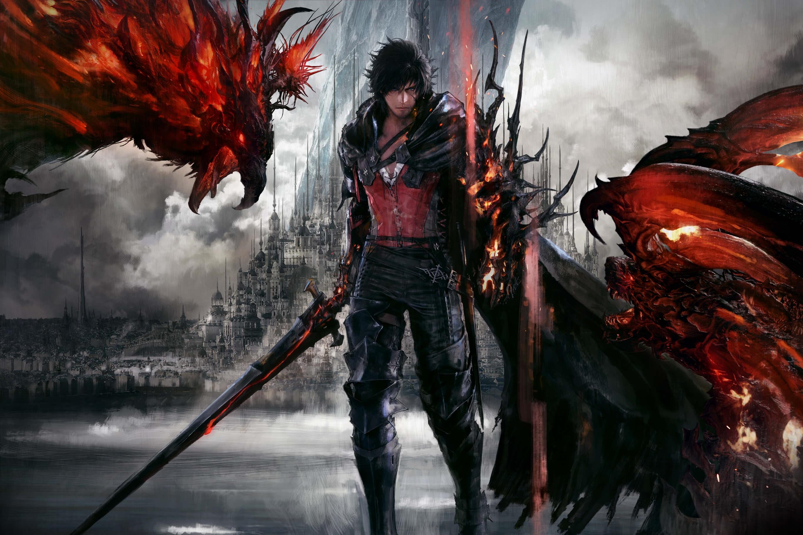 Final Fantasy XVI ganha detalhes na TGS 21; produção está avançada