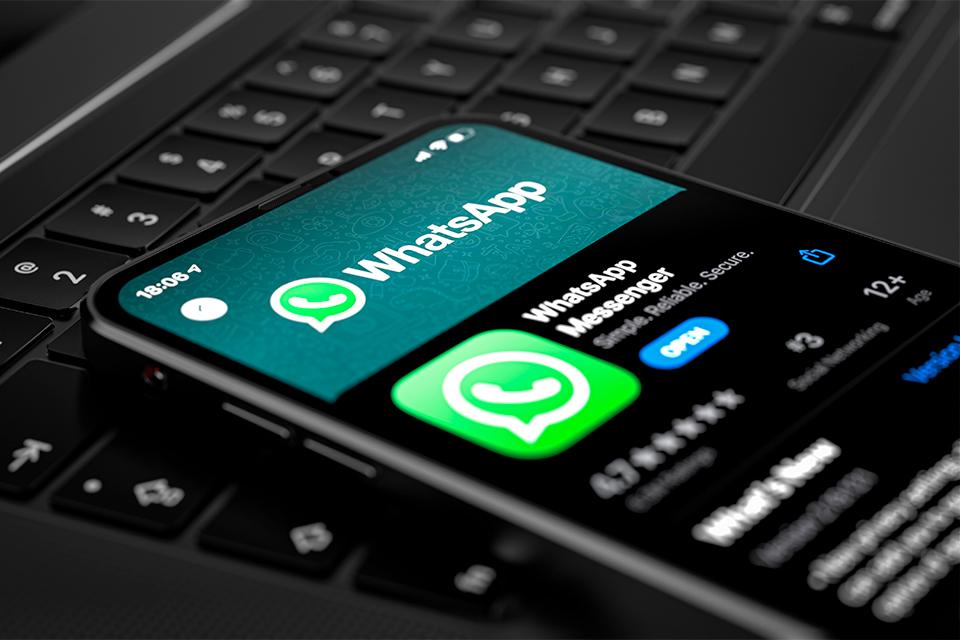 WhatsApp: update beta traz novo design para conversas no iOS