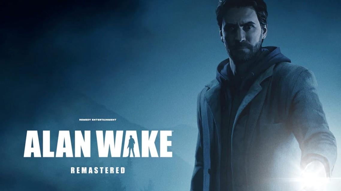 Alan Wake Remastered: Sam Lake pulou em lago para promover game