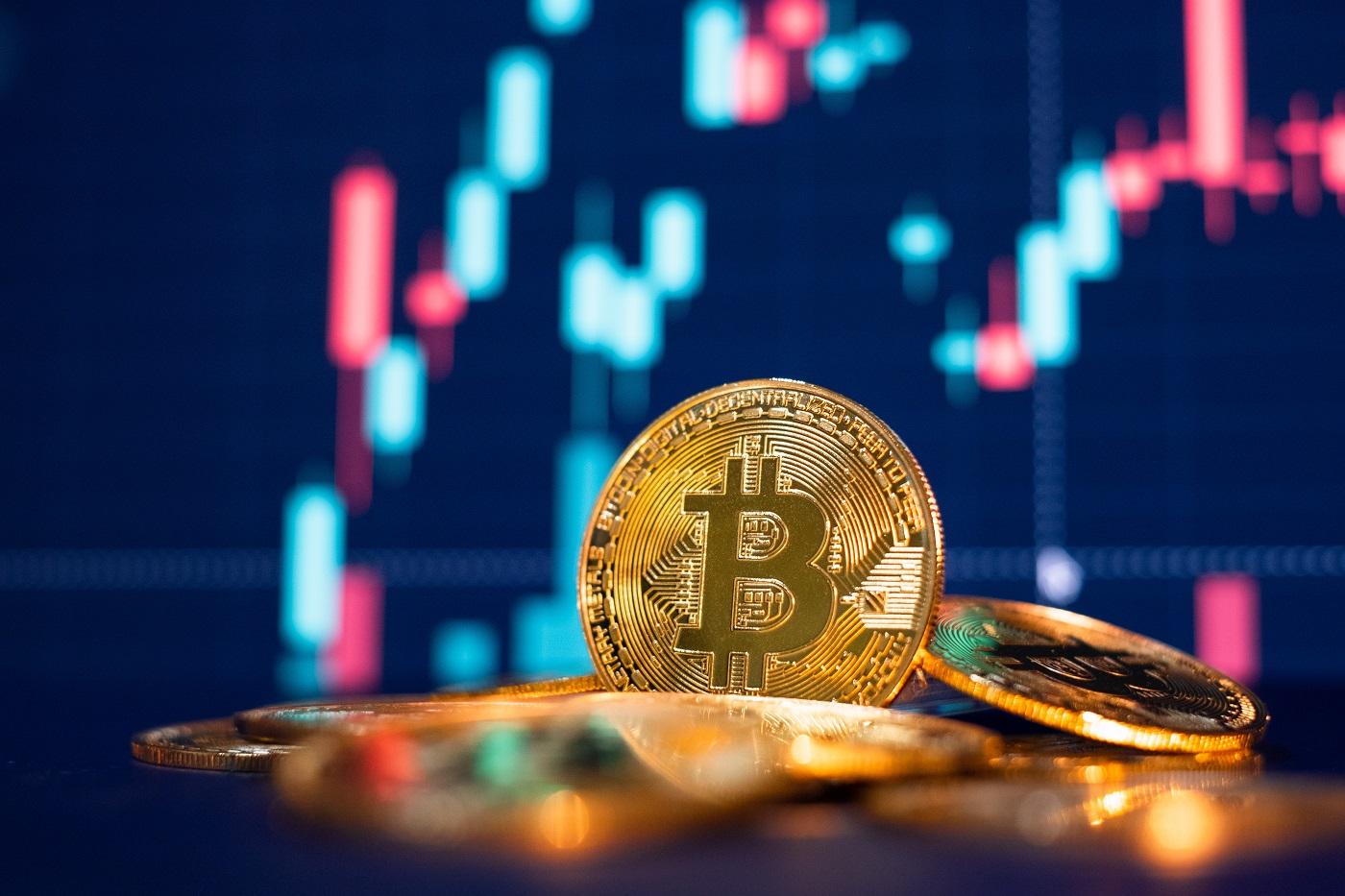 Bitcoin rompe os US$ 50 mil pela primeira vez em um mês